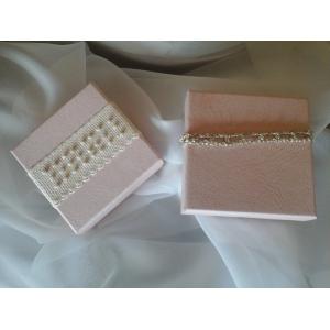 Μπομπονιέρα γάμου κουτί